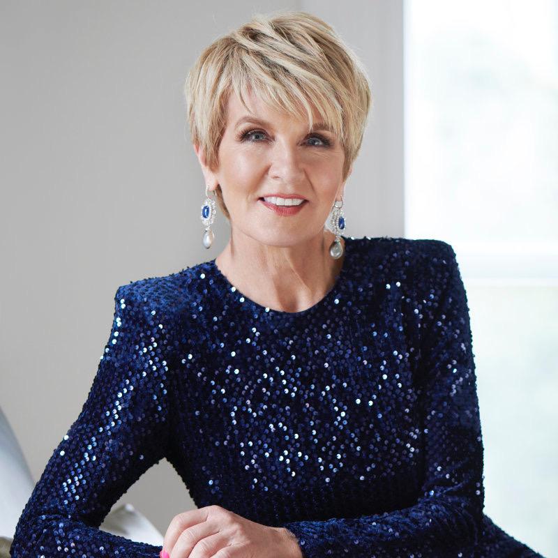 Hon Julie Bishop