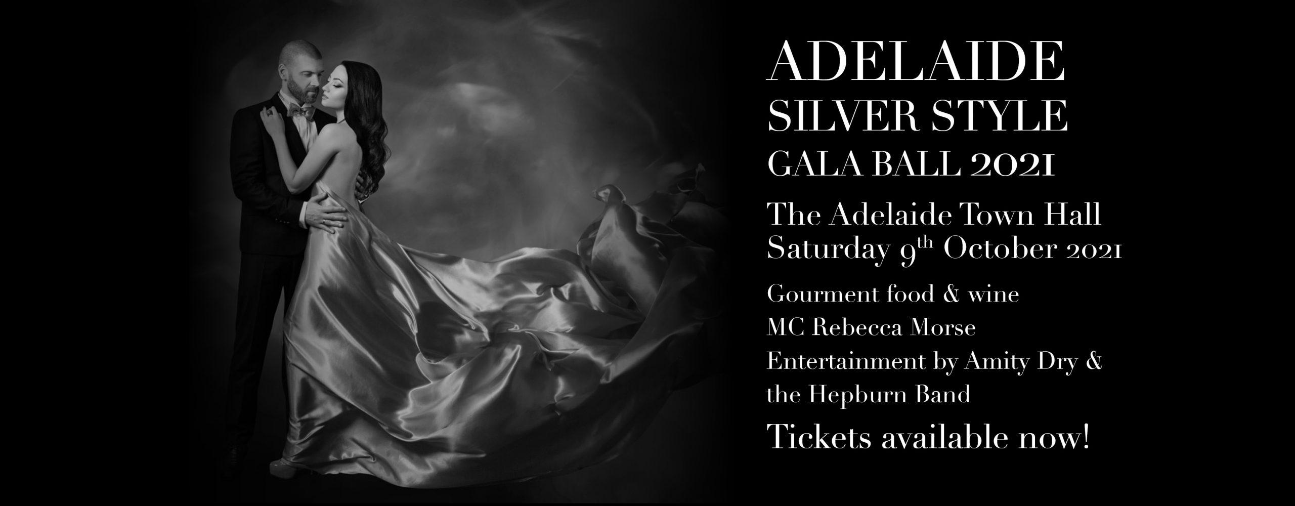 Adelaide Silver Style Gala Ball 2021
